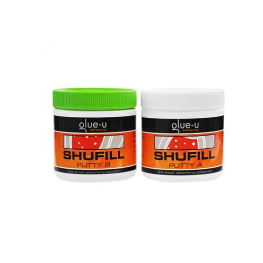 Glue-U Shufill Putty A + B 660 ml