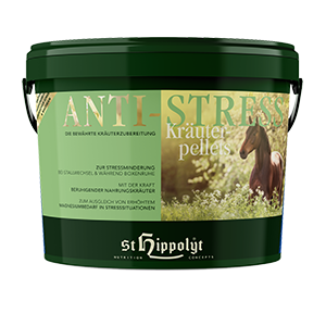 Anti-Stress Kräuterpellets 3kg